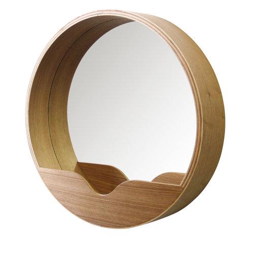Zuiver Round Wall ronde spiegel large - TOONZAALMODEL