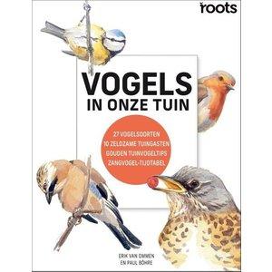 """Boek - """"Vogels in onze tuin, Paul Böhre"""""""