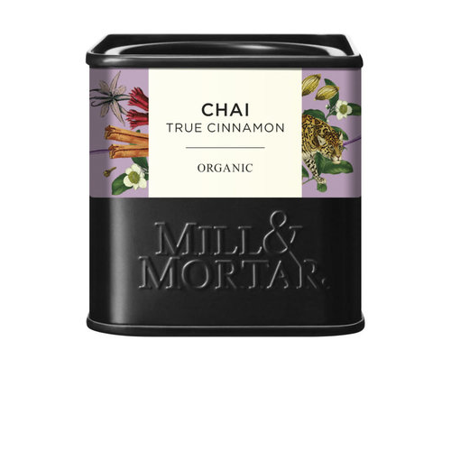 Mill & Mortar Chai True Cinnamon - BIO