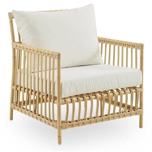 Sika Design Caroline loungestoel  natuurlijk