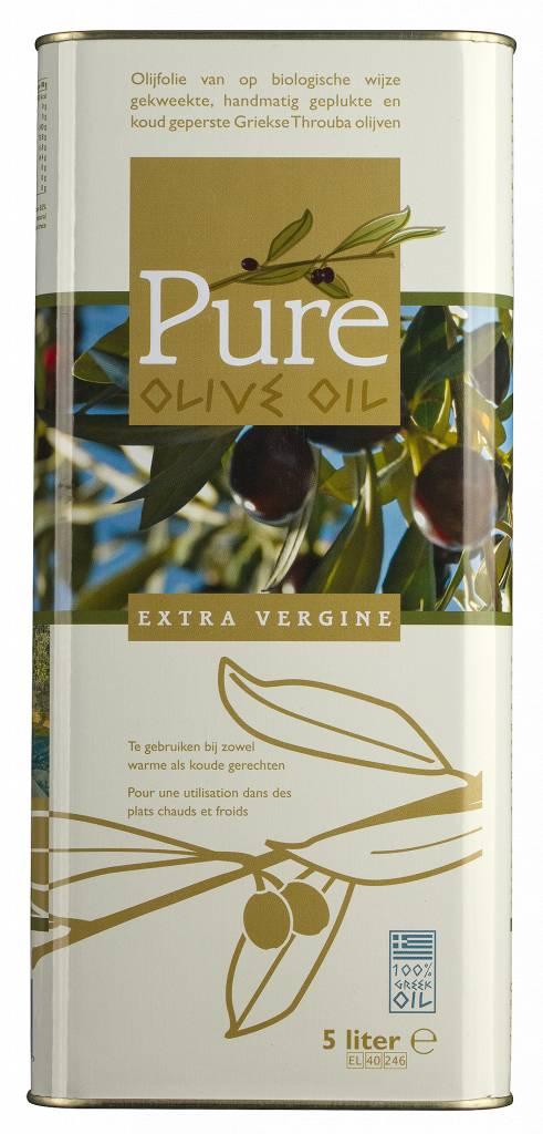 Pure Olive Oil 5 liter