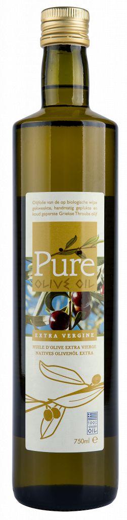 Pure Olive Oil - extra vergine 750 ml