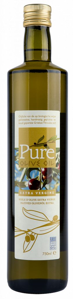 Pure Olive Oil Pure Olive Oil - extra vergine 750 ml