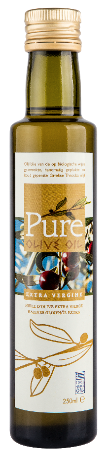 Pure Olive Oil - extra vergine 250 ml