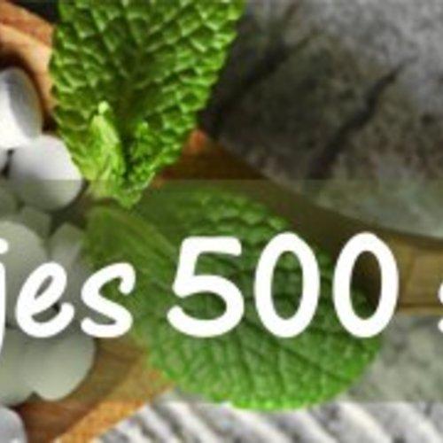 Greensweet-stevia Zoetjes 500 stuks