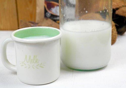 Delicious coconut milk