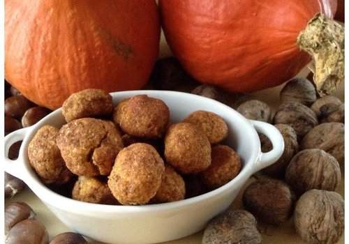 Soft pumpkin cookies a la Inge