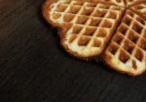 low-carb waffles