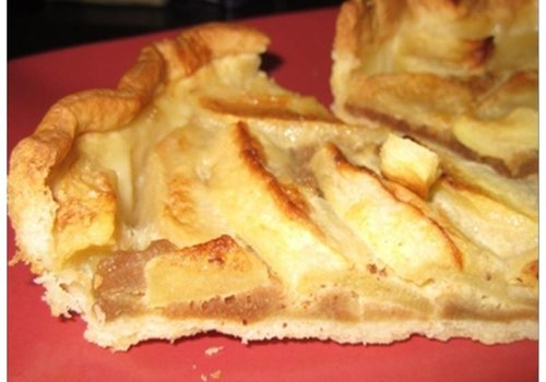 Jasmiens Apple pie with Stevia