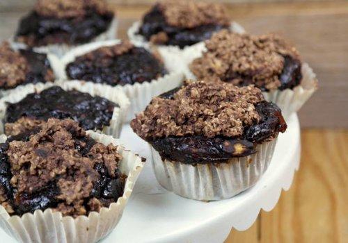 Choco muffins (vegan)
