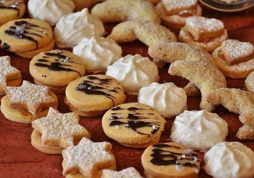 Koekjes en muffins