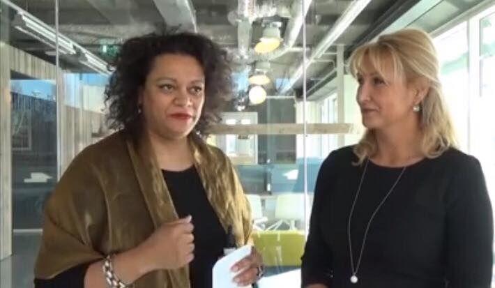 """Susan van Greensweet Stevia winnares van """"99PowerVrouwen""""2017"""