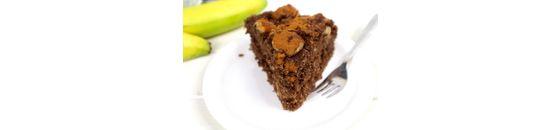 Coconut banana chocolate tartlet (Vegan)