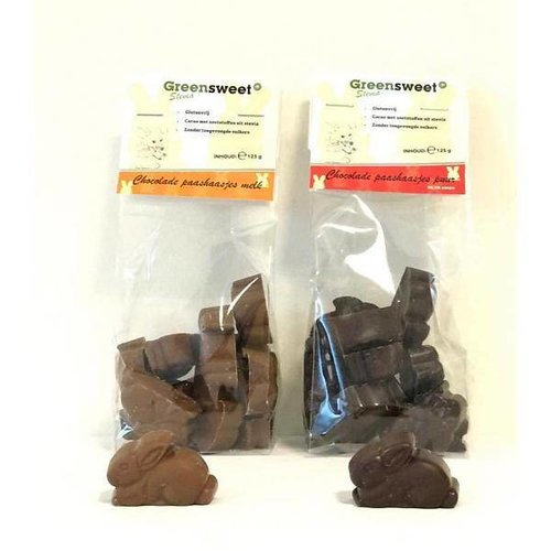 Greensweet Chocolate Haasjes