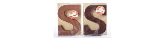 Greensweet Chocolate Letters
