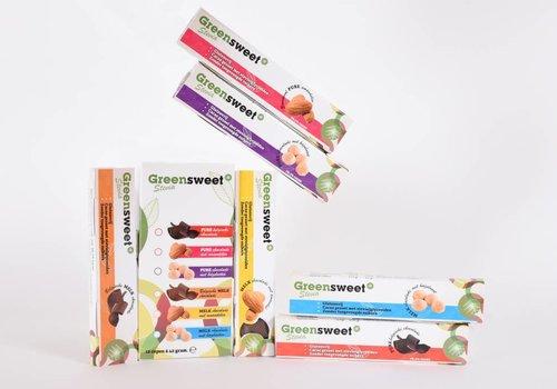 Greensweet Belgian Chocolate bar 42 grams