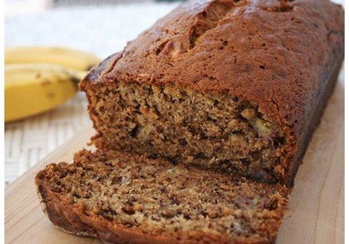 Cranberry pumpkin cake / bread