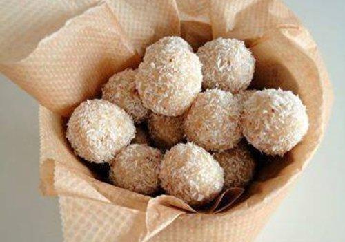 Citroen kokos bonbons