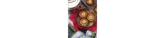 Coconut banana cupcakes