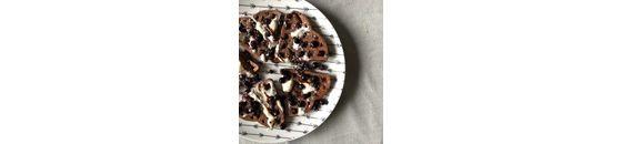 Choco loco waffles
