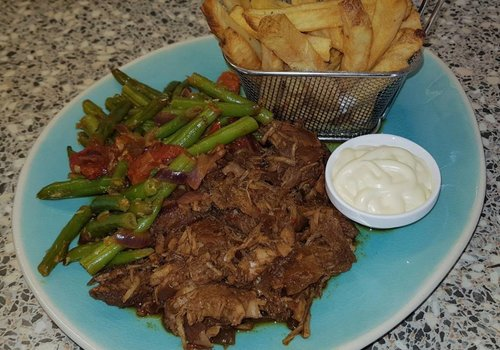 Pittige Oosterse Pulled Pork