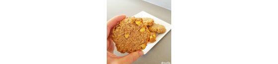 Oatmeal apple pie cookies
