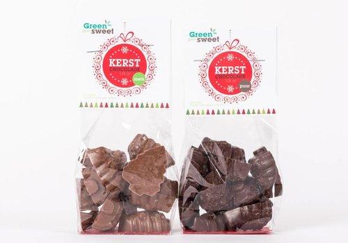 Greensweet Chocolate Christmas trees