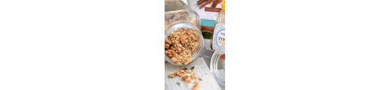 Granola with Greensweet Sweet Cinnamon