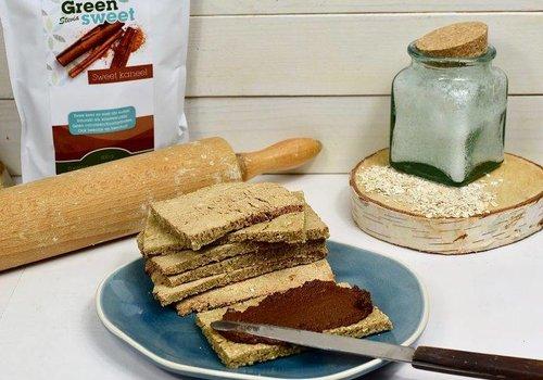 Sweet haver crackers