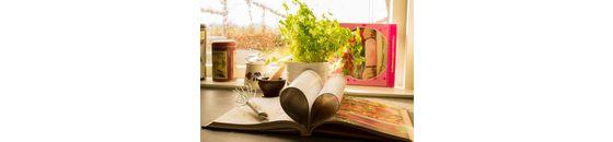 Book recipes
