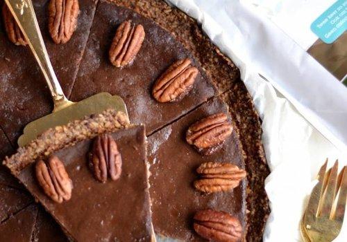 Sweet choco pie