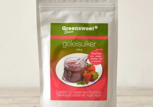 Greensweet Jelly Crystal