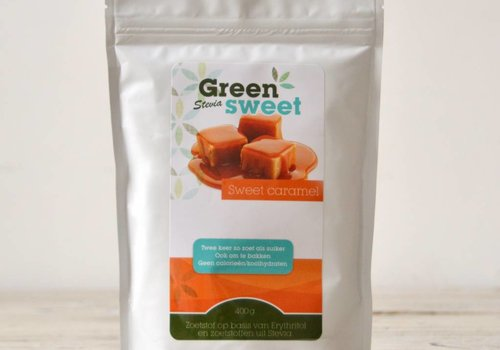 Recipes with Greensweet Sweet Caramel