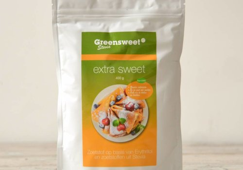 Recipes with Greensweet Extra Sweet