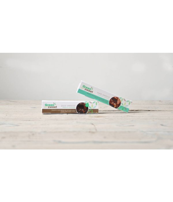 Greensweet-Stevia Greensweet chocolate bar milk sea salt