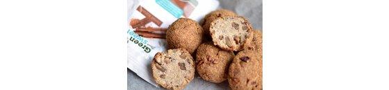 Zoete broodjes met pecan noten