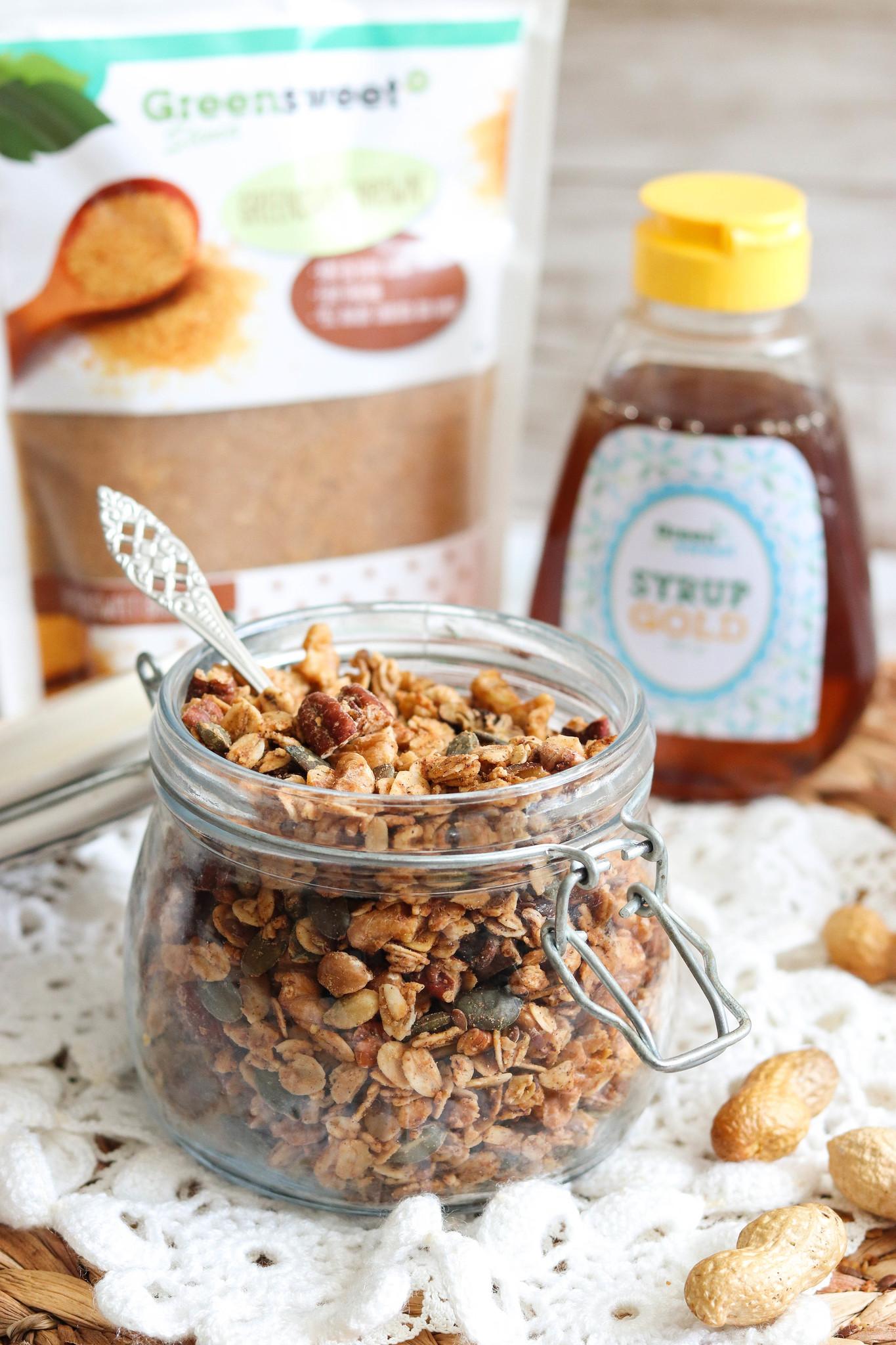 Peanut butter granola. (1 of 1) .jpg