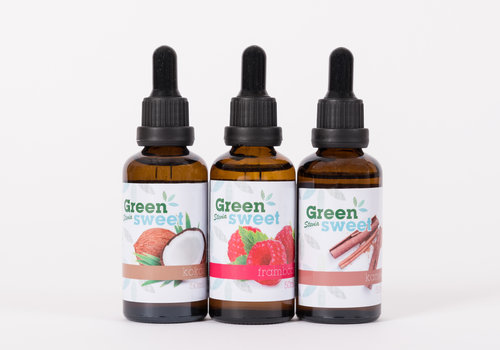 Greensweet liquid stevia