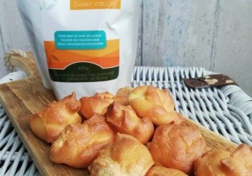 Zoete wolken broodjes