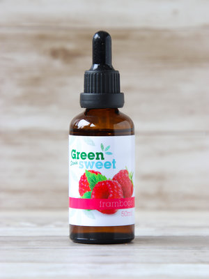 Stevia liquid Raspberry 50 ml