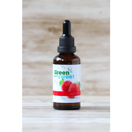 Stevia liquid Strawberry 50 ml