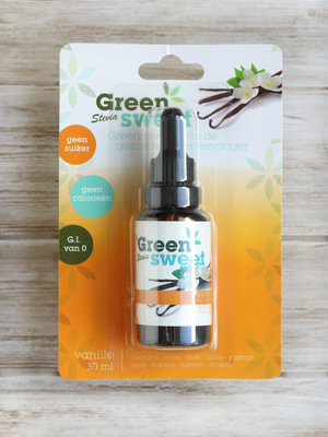 Stevia liquid Vanilla 30 ml