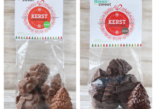 Greensweet Chocolate Christmas trees