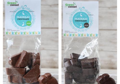 Greensweet Chocolade Haasjes