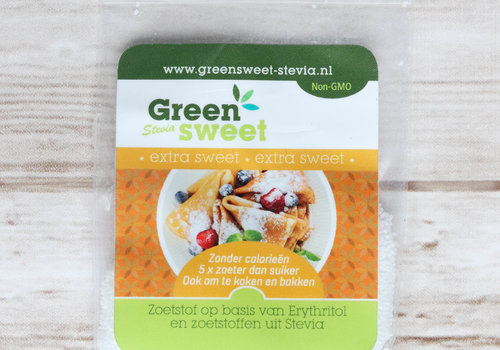Sample Greensweet Extra Sweet
