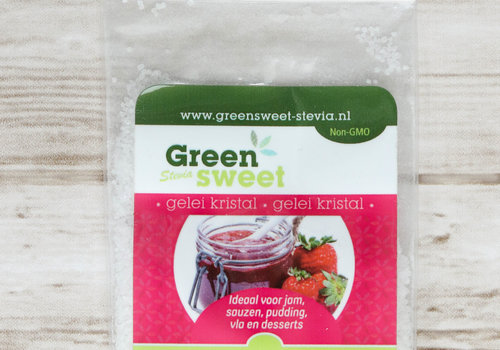 Sample Greensweet Jelly Crystal