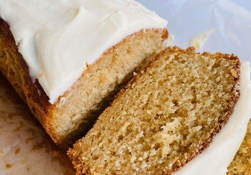 Citroen cake