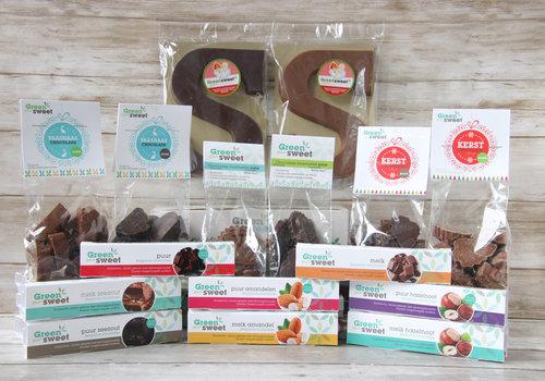 Greensweet Belgian chocolate