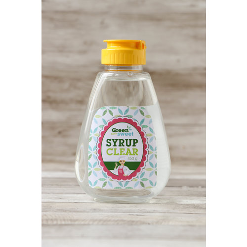 Greensweet syrup clear 450 g