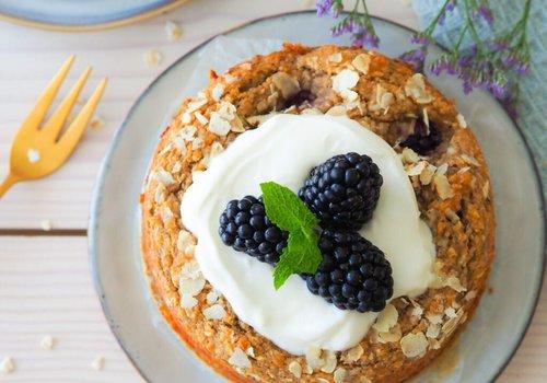 Ontbijt taartje